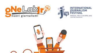 #gNeLabjr I nostri servizi dal festival del giornalismo
